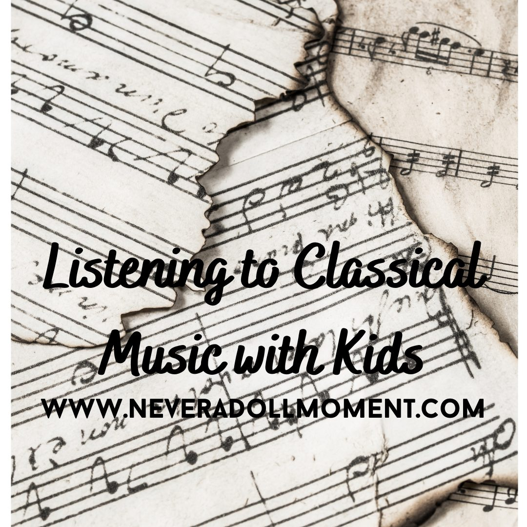Listening to Classical Music with Kids