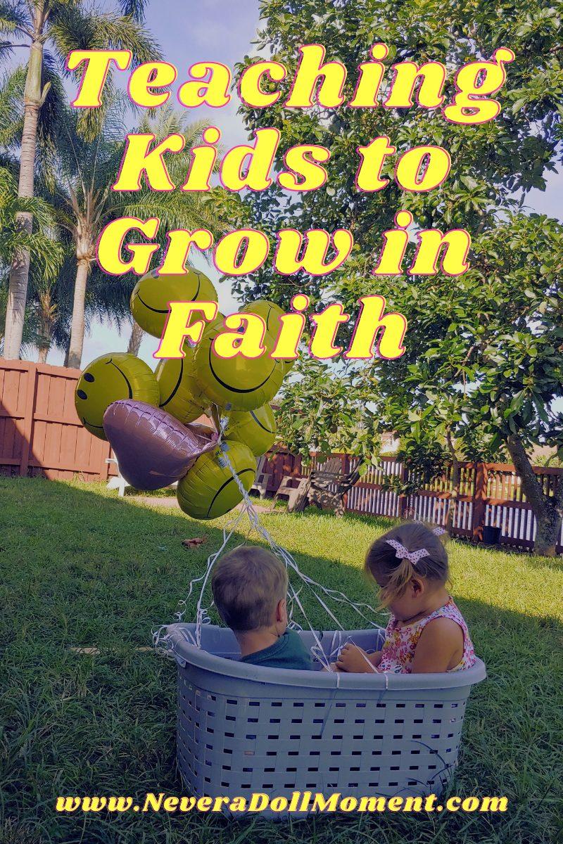 How Do Kids Grow in Faith?