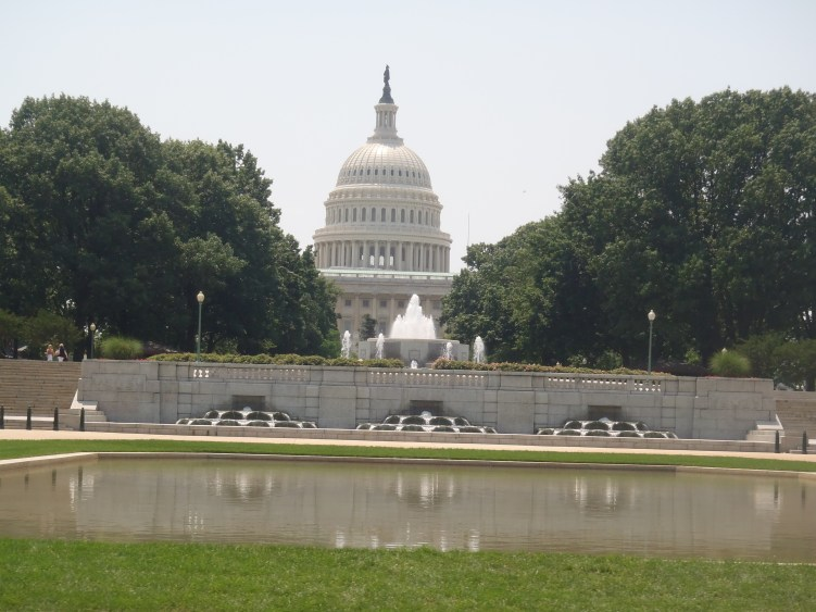 Never Ending Honeymoon in Washington D.C.