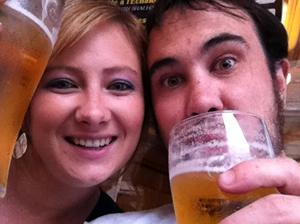 Never Ending Honeymoon | Beers in Paris