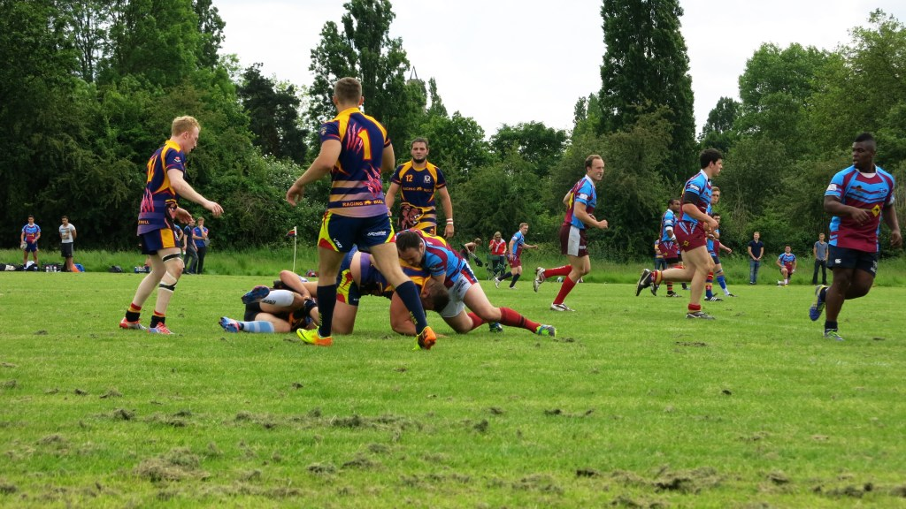 Never Ending Honeymoon | Chargers 2nds V Beckenham Bears RLFC d
