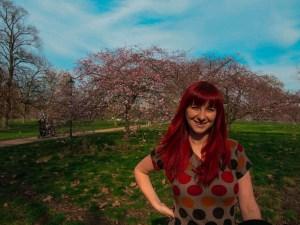 Never Ending Honeymoon | Jacqui at Hyde Park, UK