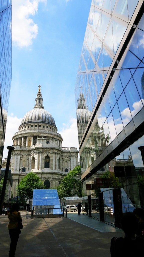 Never Ending Honeymoon | St Paul's Cathedral, London