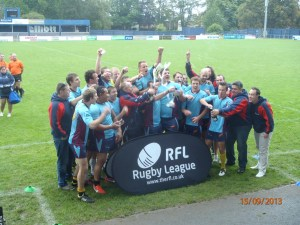 Never Ending Honeymoon | South West London Chargers - National Champions