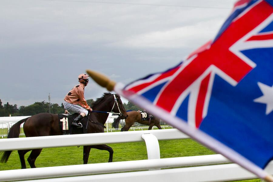 Never Ending Honeymoon | Black Caviar at the Ascot Races 2012