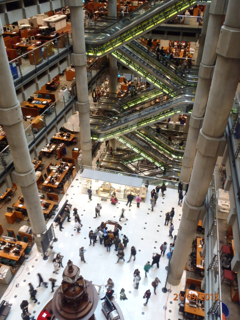 Never Ending Honeymoon | inside Lloyd's of London
