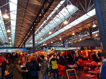 Never Ending Honeymoon | Spitalfields Market, London, UK