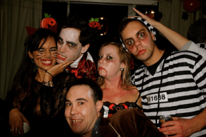 Never Ending Honeymoon   Trick-or-Treat, Halloween 2013