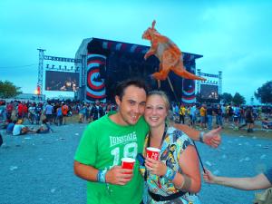 Never Ending Honeymoon   BBK Live Festival in 2013, Bilbao, Spain
