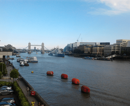 Never Ending Honeymoon | Tower Bridge over Thames RIver in London