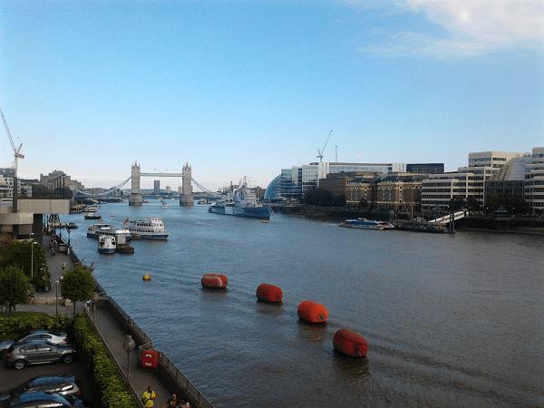 Never Ending Honeymoon | Tower Bridge over Thames RIver in London