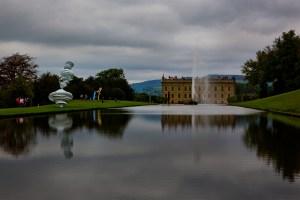 Never Ending Honeymoon | Chatsworth House. Photo: Richard J Moore