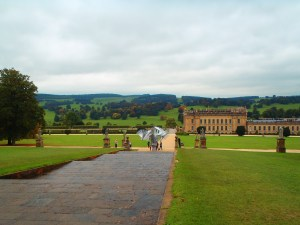 Never Ending Honeymoon | Chatsworth House, Peak District