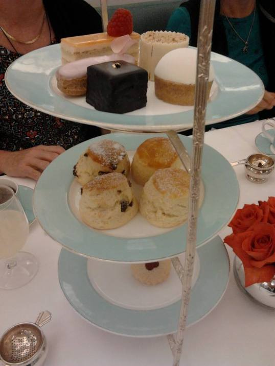October Fortnum and Mason