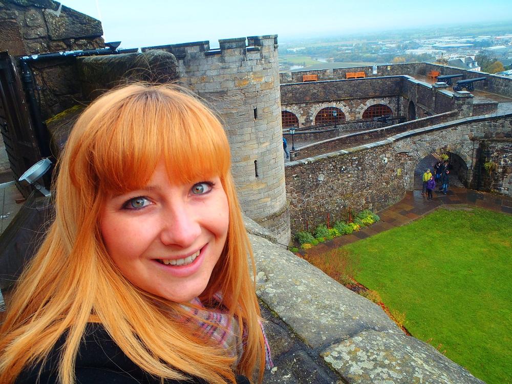 Never Ending Honeymoon | Jacqui Travels to Stirling Castle, Scotland