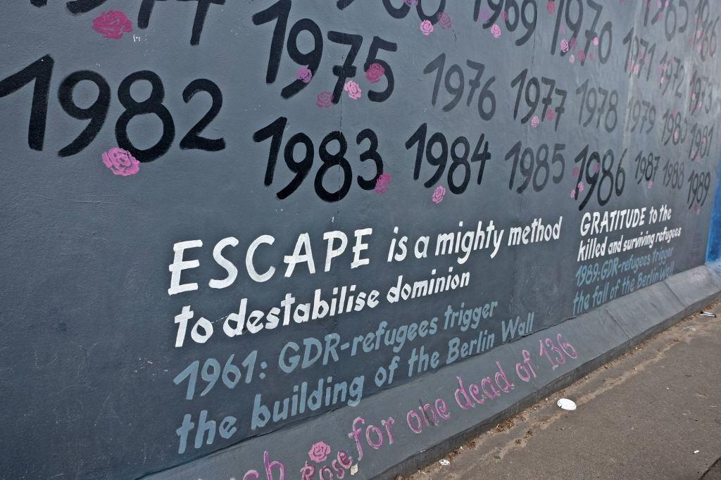 Berlin Wall East Side Gallery neh