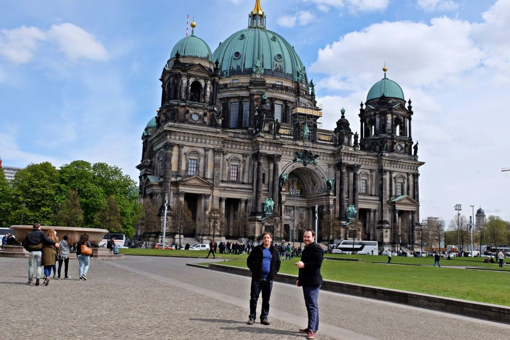 Berliner Dom Cathedral Church neh