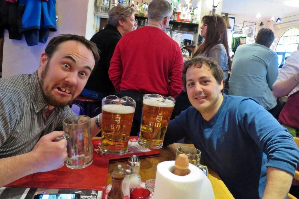 Die Berliner Republik with Dan and Leo neh
