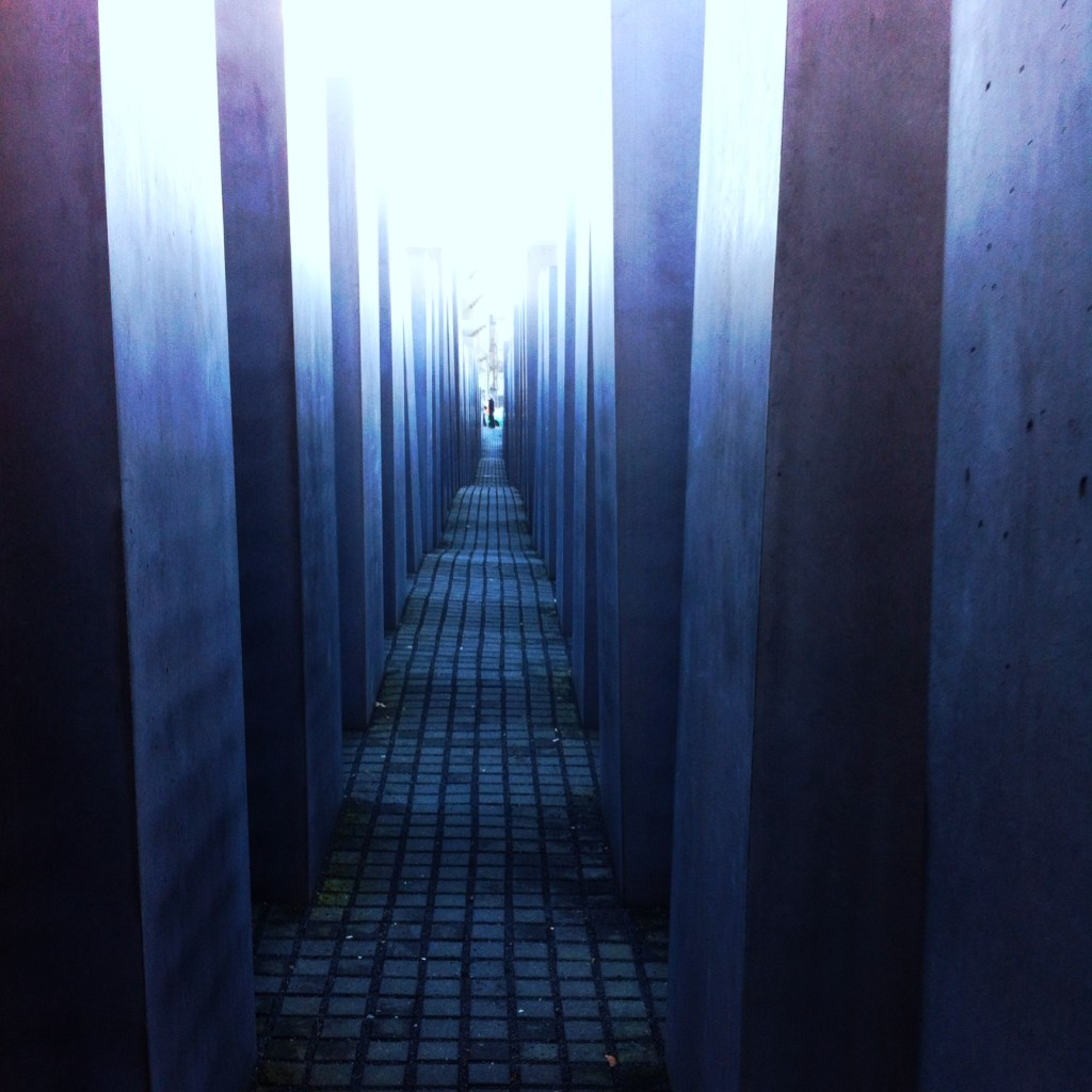 Never Ending Honeymoon | The Memorial to the Murdered Jews of Europe, Berlin, Germany