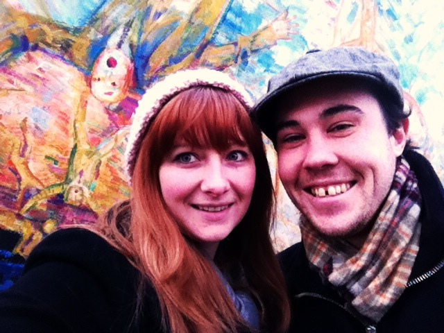 Never Ending Honeymoon | Jacqui Travels at the East Side Gallery, Berlin, Germany