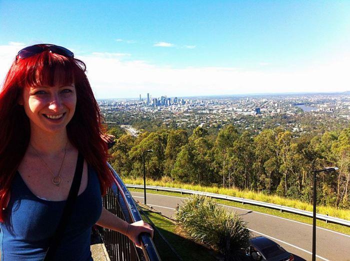 Jacqui in Brisbane