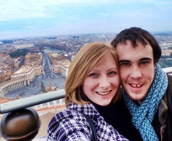 Never Ending Honeymoon   Jacqui and Dan's first trip to Europe