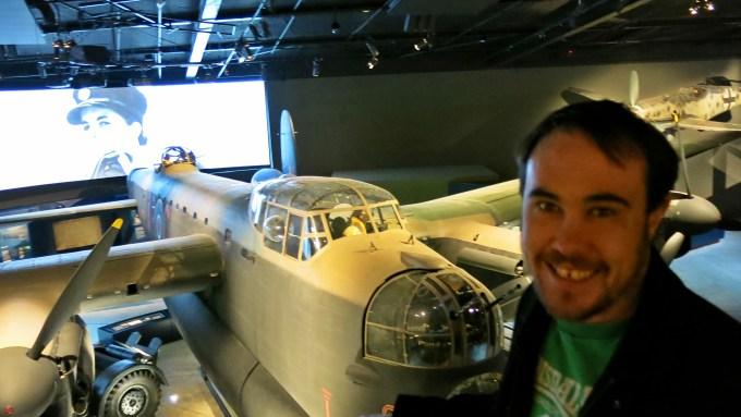 12 Australian War Memorial Plane G for George