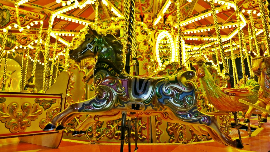 Woolwich Arsenal Carousel