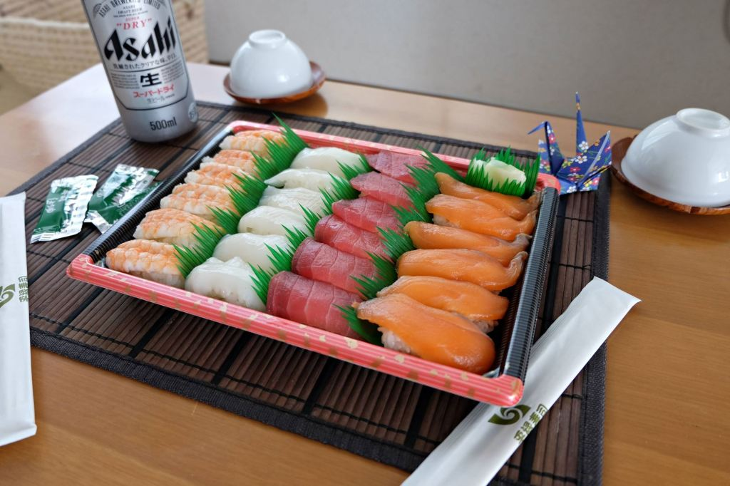 All you can eat sushi websize