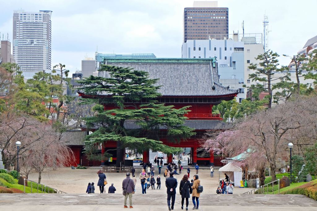 Sangedatsu Gate