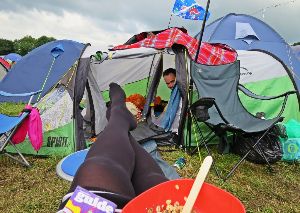 Glastonbury 2016 25 June Saturday afternoon WS