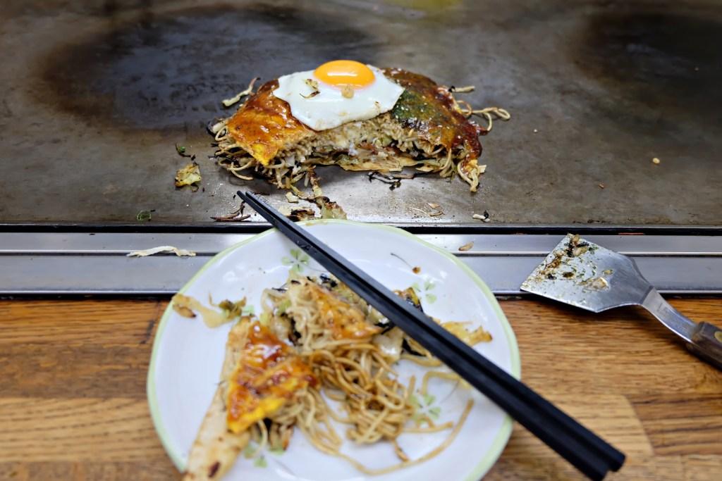 Hiroshima Okonomimura Okonomiyaki YUMMY WS