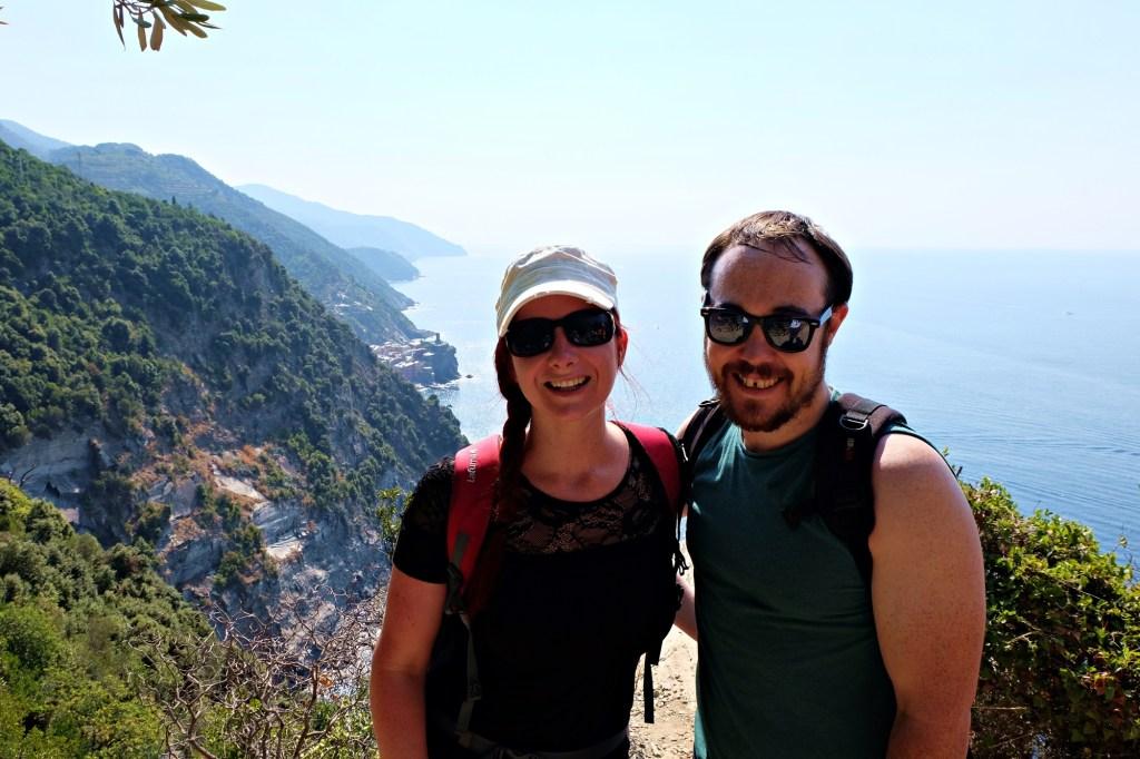 Never Ending Honeymoon   Walking the Cinque Terre