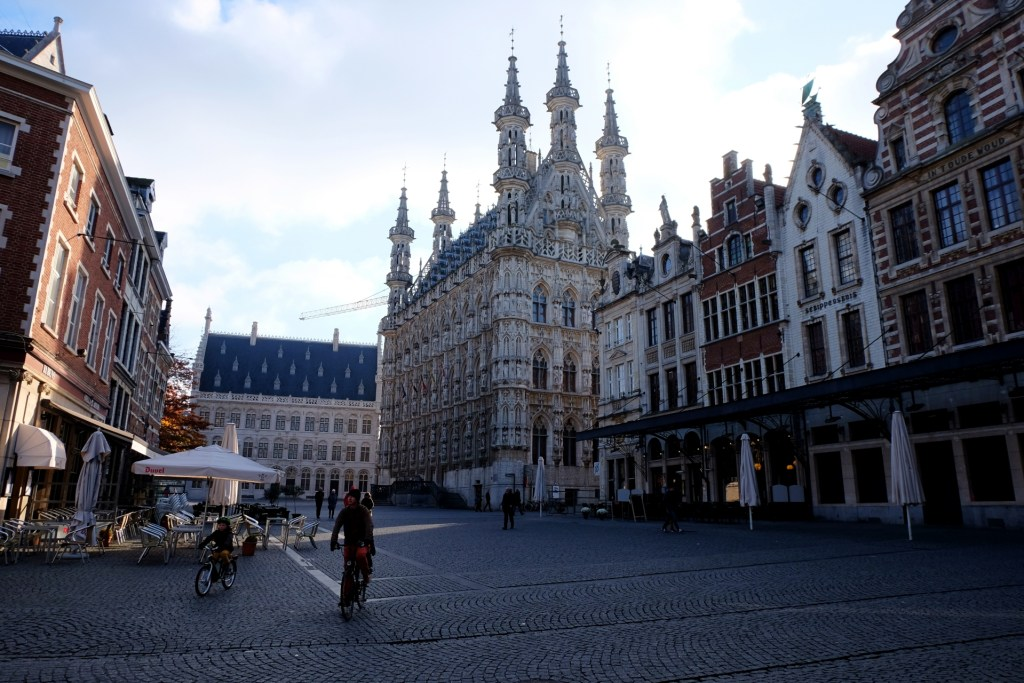 Weekend in Leuven, Belgium - Never Ending Honeymoon