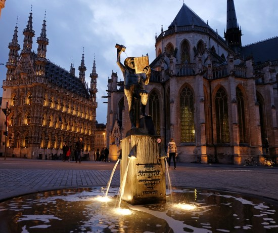 Weekend in Leuven, Belgium - Never Ending Honeymoon