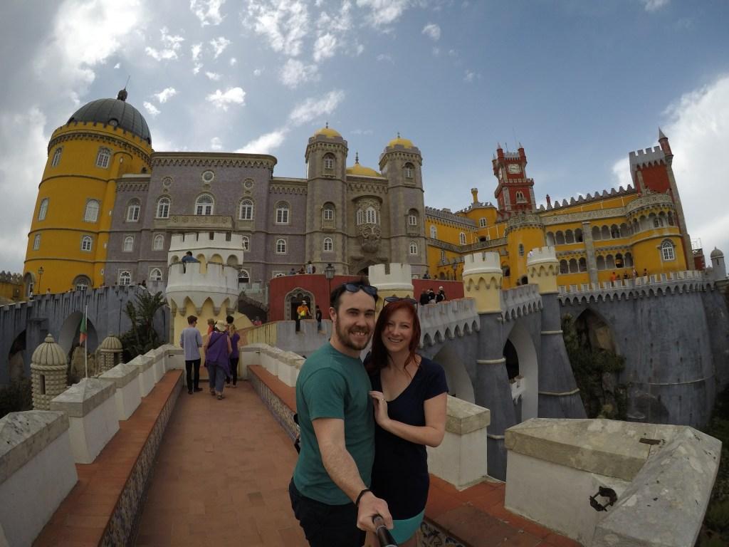 Never Ending Honeymoon travel camera GoPro Hero 5