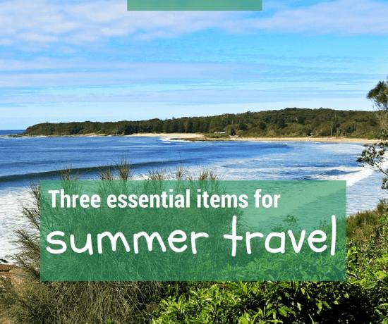 Never Ending Honeymoon summer travel essentials