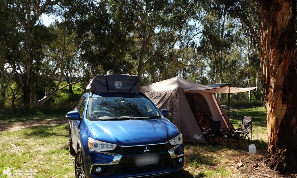 NSW road trip Cowra Farleigh Reserve
