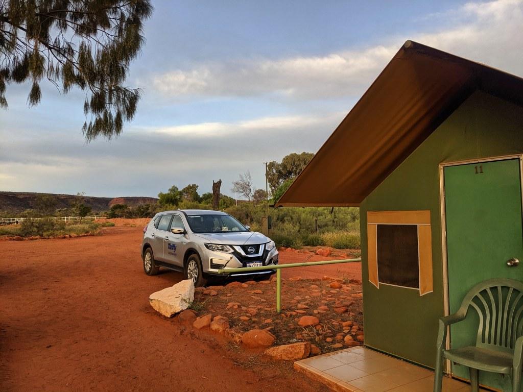 NT holiday Kings Creek Resort accommodation