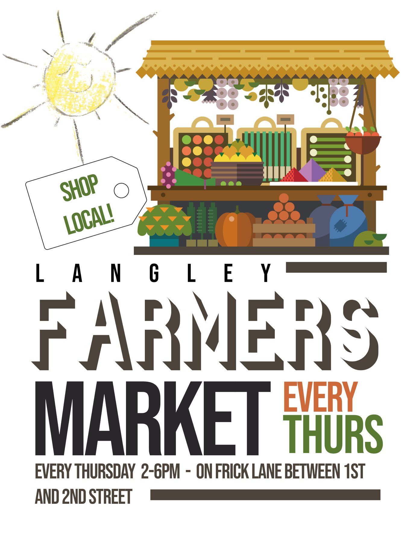 Langley Farmers Market