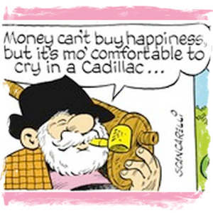 Gasoline Alley Wisdom