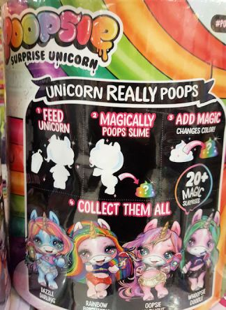 Poopsie pooping unicorns