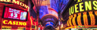 Fremont Street distraction