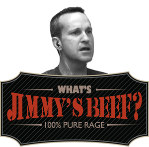 Jimmy's beef: Mike's lack of a hard shoe!
