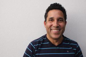 Oscar Nunez, happy to be back on Never Not Funny