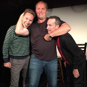 Hitman Hart schools those fools, Jimmy and Matt