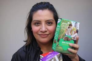 It's Cristela Alonzo. Whattya want, a cookie?