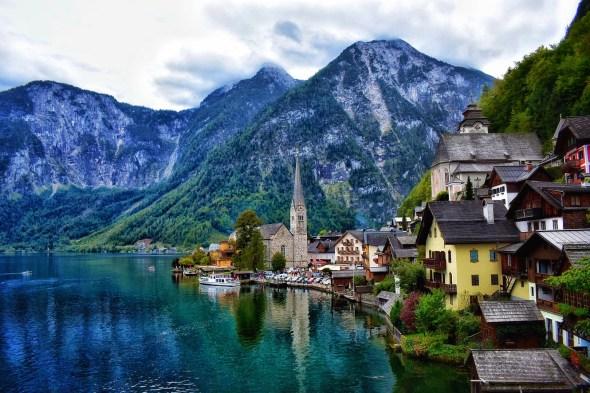 most scenic place in austria