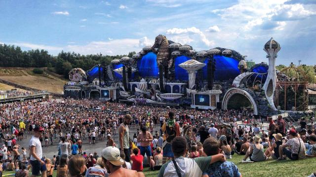 Best edm Festival in Europe