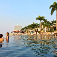 Marina Bay Sands Hotel Singapore: An Infinity Pool Experience